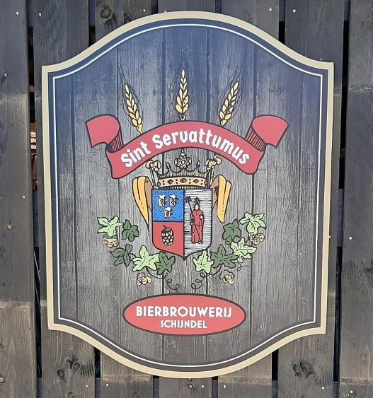 logo Bierbrouwerij Sint Servattumus Schijndel